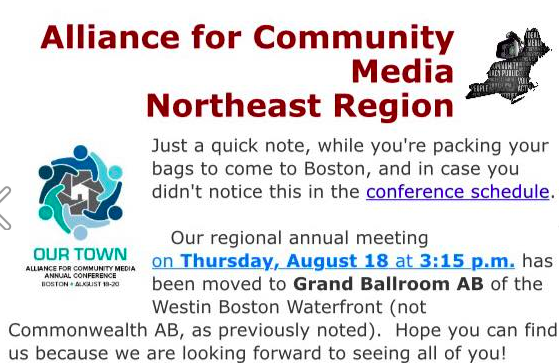 Annual Meeting Info 2016