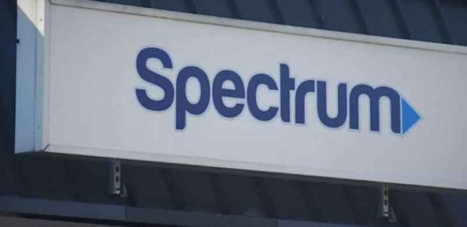 sign with Spectrum logo