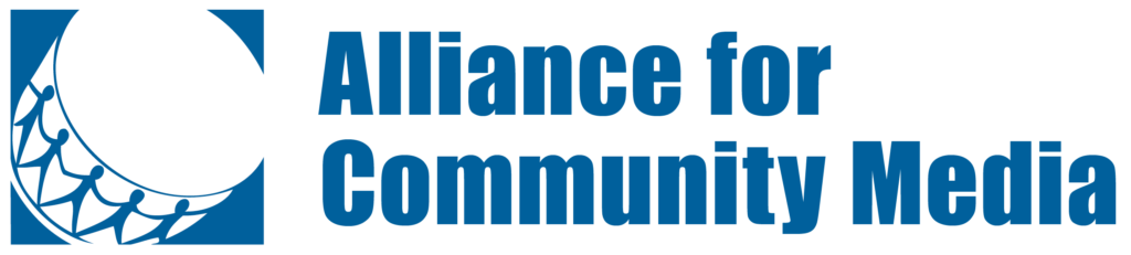 Image result for alliance for community media logo
